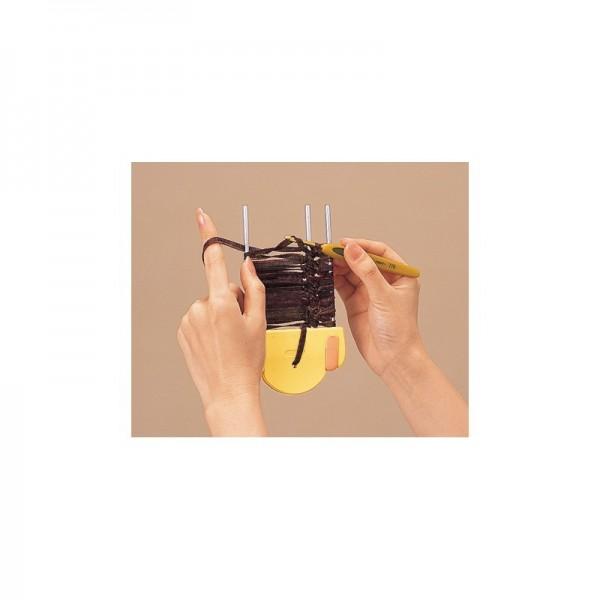 Fourche réglable pour crochet à la fourche CLOVER