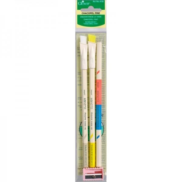 Crayons pour le tissu Clover