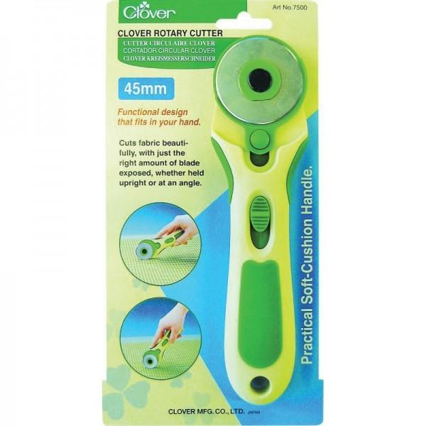 Cutter rotatif Clover