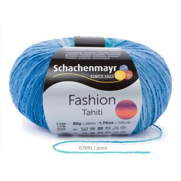 Fil coton Tahiti