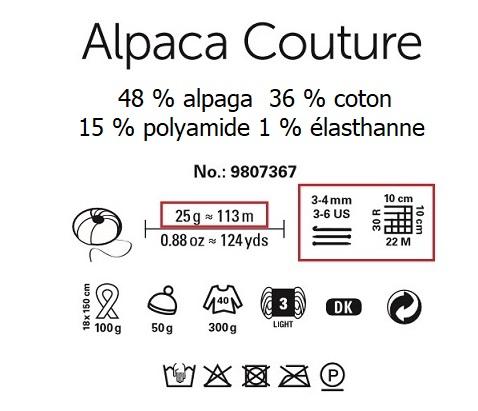 Laine Alpaga Couture