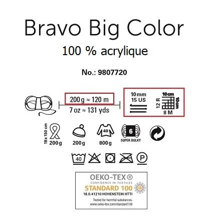Laine Bravo Big Color