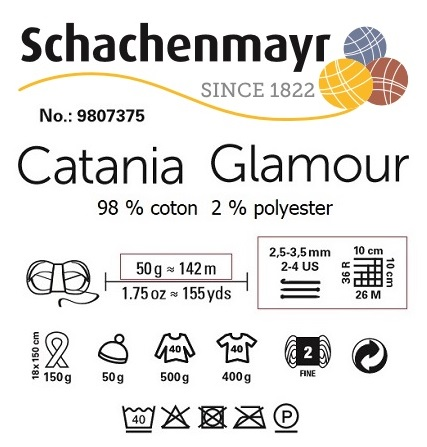 Fil Catania Glamour Schachenmayr