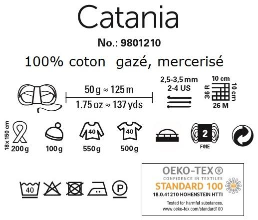 Fil Catania Schachenmayr 100 % coton