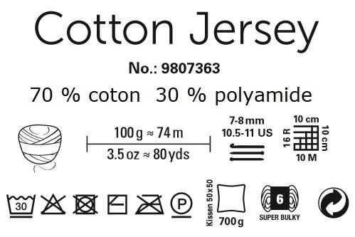 Laine Schachenmayr Cotton Jersey