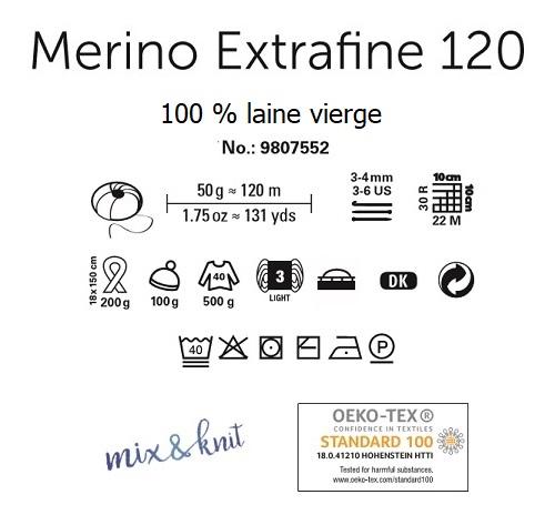 Laine Merino Extrafine 120 Schachenmayr