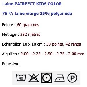 Laine Schachenmayr Pairfects Kids