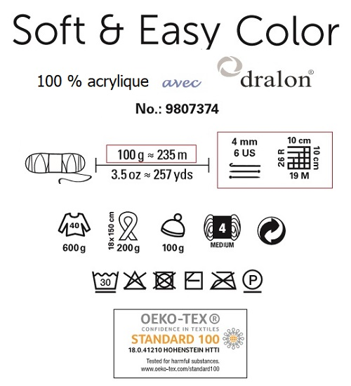 Laine Soft & Easy Colors