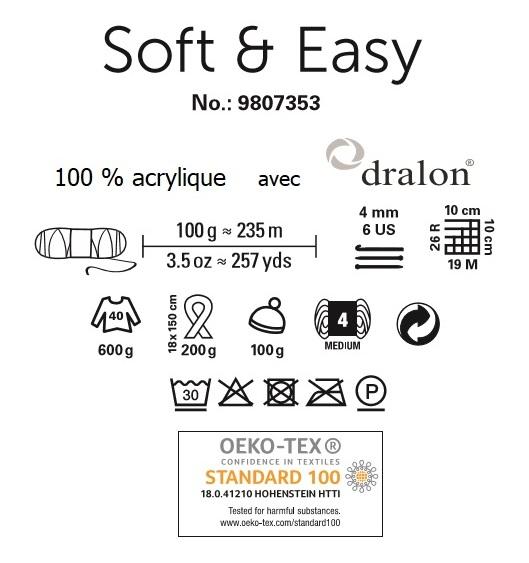 Laine Soft & Easy Schachenmayr
