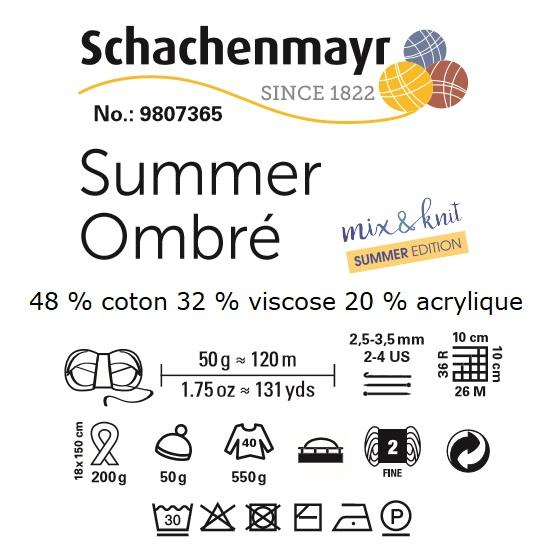 Fil Summer Ombré Schachenmayr