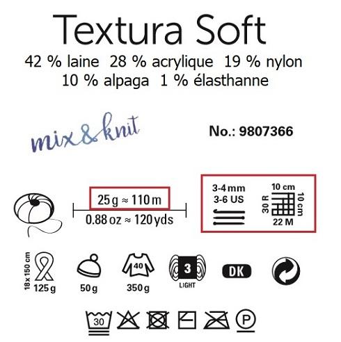 Laine Textura Soft Schachenmayr