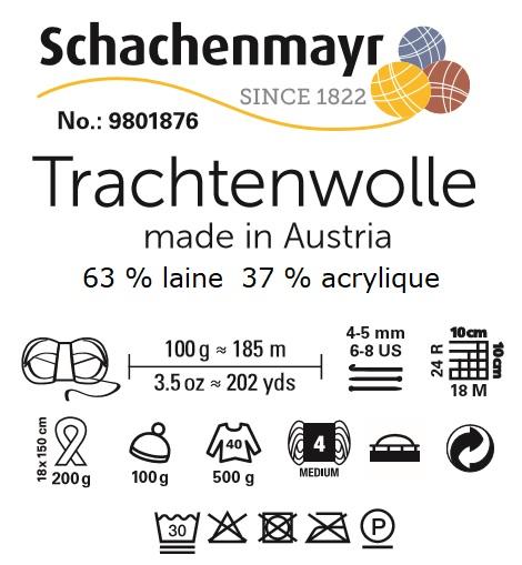 Laine Trachtenwolle Schachenmayr